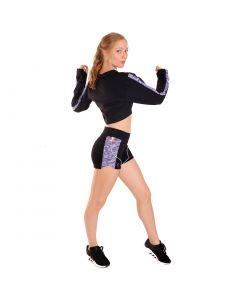 Elemental Activewear Active+ Shorts - Splice