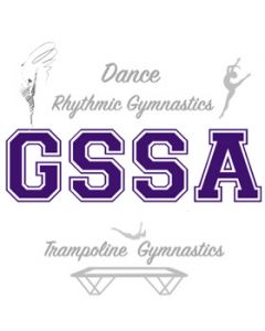GSSA - Crop Top - PowerMesh Support
