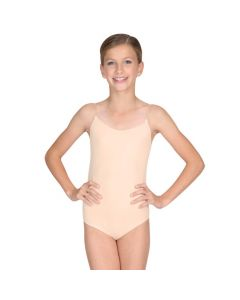 Capezio CHILDS Camisole - BODYLINERS Overs & Unders