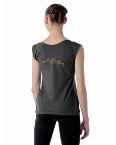 Amanda Bollingor Dance Academy - Girls/Ladies Active+ Training T-Shirt
