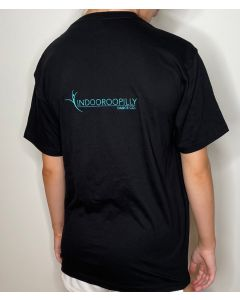 Indooroopilly Dance Co. - JB T-Shirts - Embroidered (Black or White)