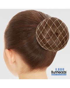 Bunheads - Metallic Hair Net