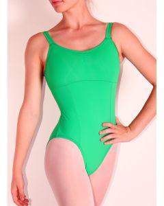 Formed Movement Dance Training - Emerald Green Leotard