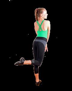 Formed Movement Dance Training - Uniform Capri Leggings