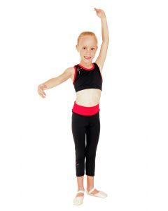 Ascot School of Dance - 'Classic' Capri (3/4) Leggings
