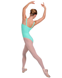 Formed Movement Dance Training  - Mint Leotard