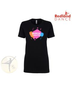 Redland Dance - Musical Theatre Uniform Shirt
