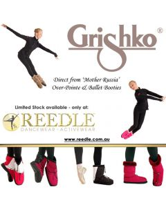 Grishko 'Over-Pointe' Ballet Boots