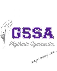 GSSA - Rhythmic Gymnastics Singlet with PowerMesh Insert-Crop