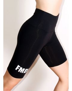 Formed Movement Dance Training - High waist 'Bike' Shorts