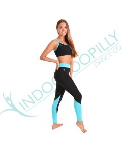 Indooroopilly Dance Co. 'Elemental' Leggings