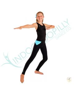 Indooroopilly Dance Co. Uniform Singlet with Insert Crop