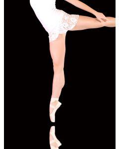 REEDLE 'ANTIQUE WHITE' LACE BALLET SKIRT (Girls - Ladies sizes)