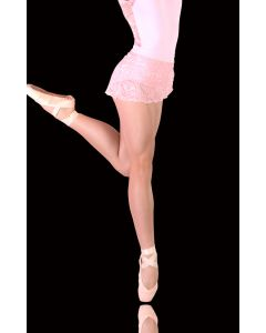 REEDLE 'VINTAGE ROSE' LACE BALLET SKIRT (Girls - Ladies sizes)