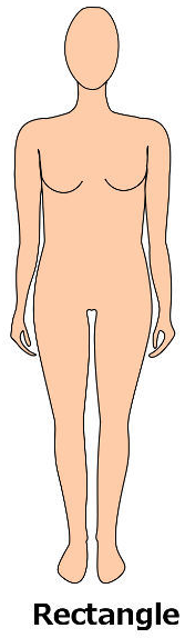 Rectangle shaped body